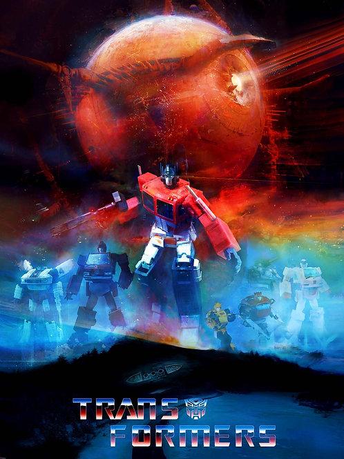 Transformers - 24 x 36