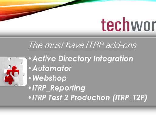 5 ITRP add-ons you can't miss