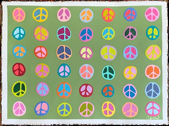 Peace Signs V