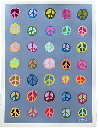 Peace Signs IV