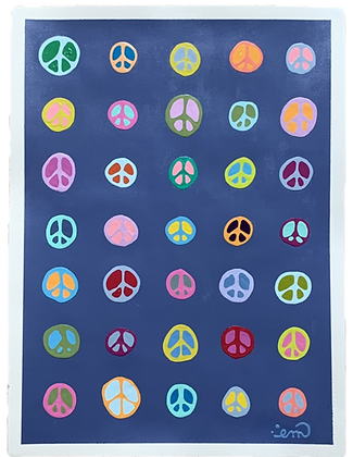 Peace Signs III