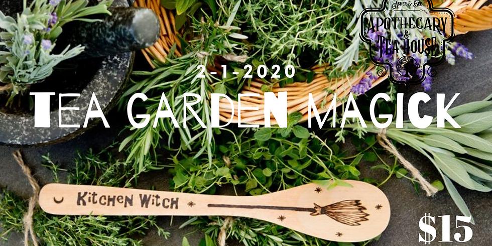 Tea Garden Magick