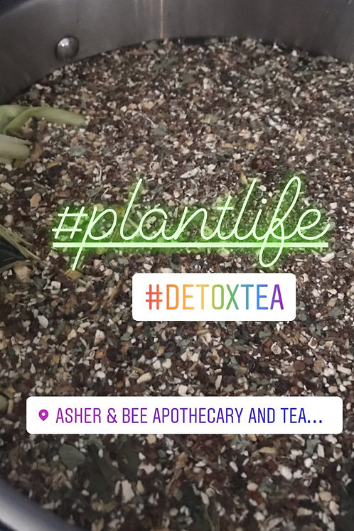 Detox Tea 1 Gallon (Local Pickup Only)