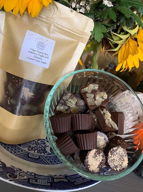 Herbal Chocolates by Haus of Chardon