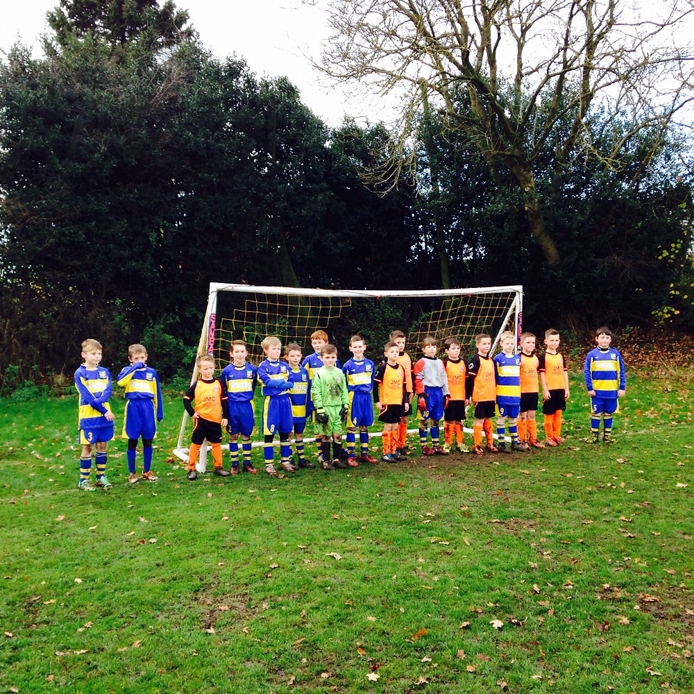 Solihull Moors Under 9's