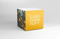 IOAN Markenentwicklung Sanddornhof Schac