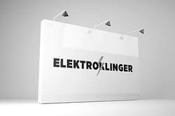 IOAN Markenentwicklung Logo Elektro Klin