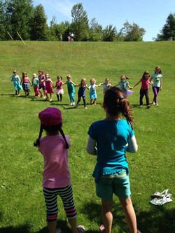 Outside Games - Frozen Camp 2014