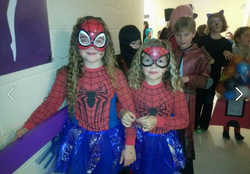 Spider sisters