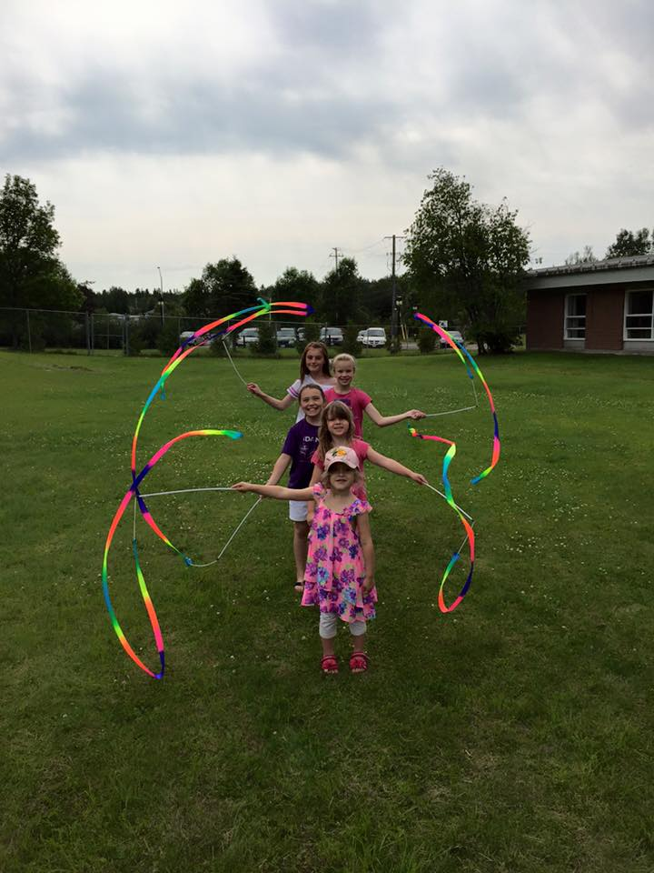 Summer Camp 2015 - Outside Fun
