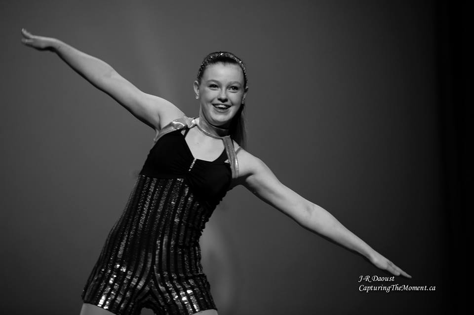 Miss Brooklyn - Senior Tap 2014