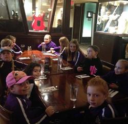 Team Dinner Kids Table in Niagara