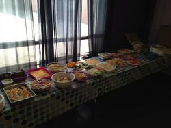 Team Day 2016 - FOOD!