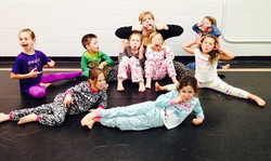 Miss Dawn being silly with Petites!