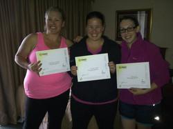 Zumba Certified Crew