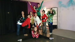 Merry Christmas from PDFS Staff!