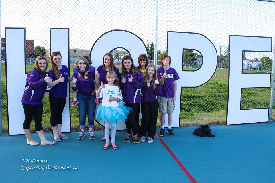 Relay for Life - Supporting Lilli