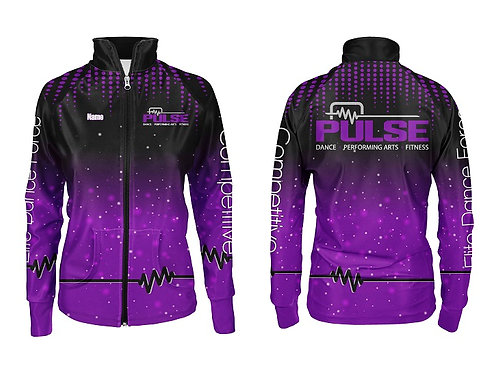 Pulse Competitive Warm-up Jacket