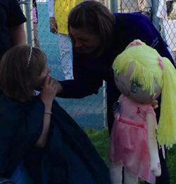 Miss Dawn Congratulates Lilli