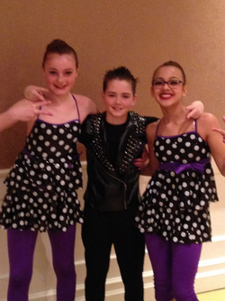 Junior Tap at On The Floor