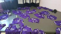 Team Day - Badazzling Jackets