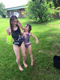 Summer Camp 2015 - Water Fight!