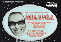 Jello Biafra - Spoken Word