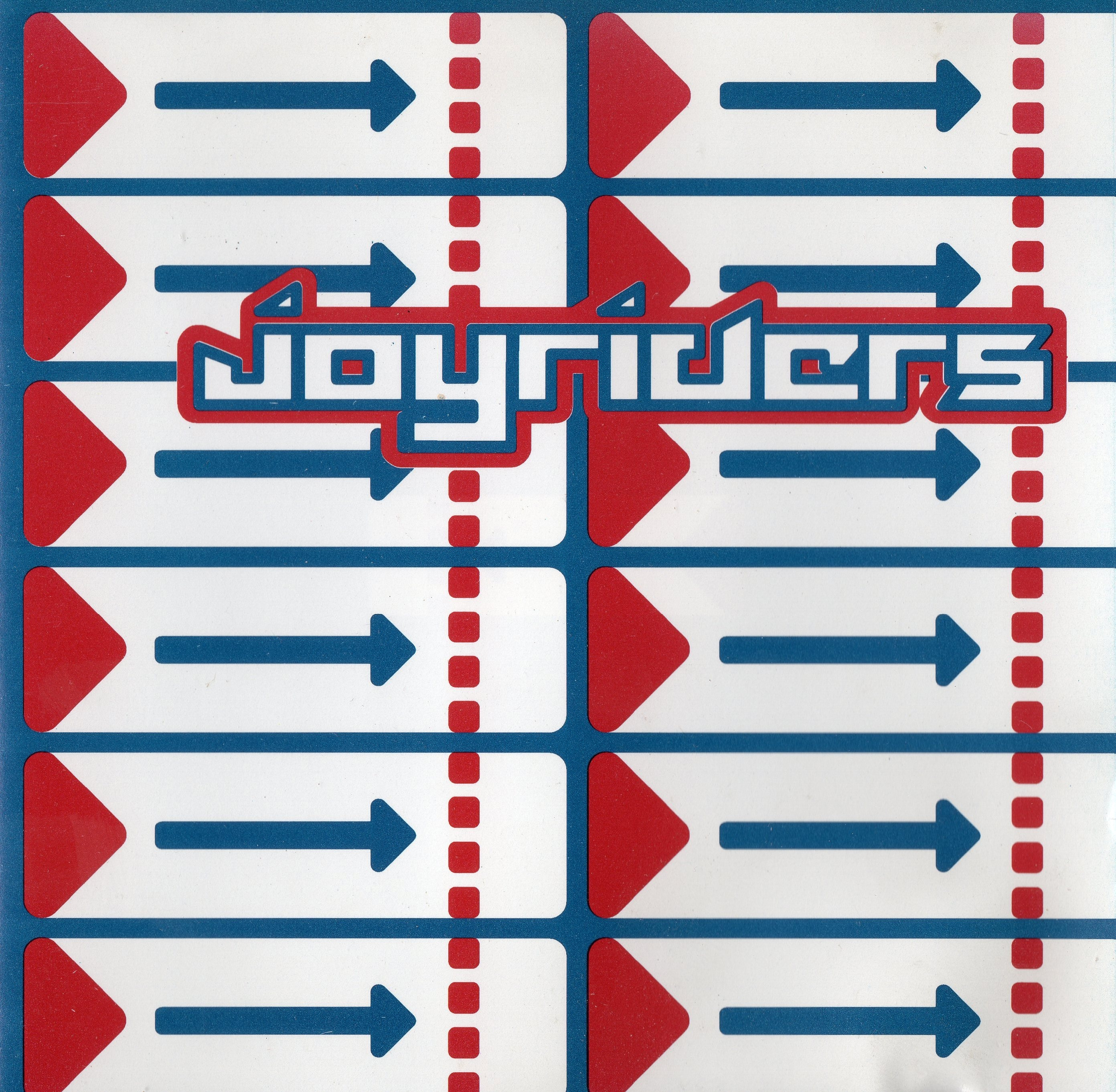 Joyriders EP - Home