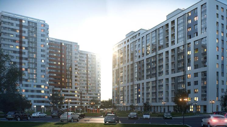 Acentauri - Residential complex. Russia