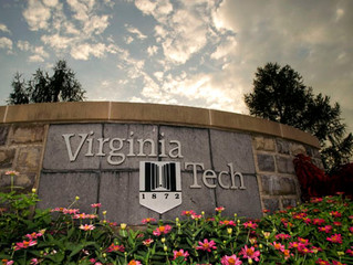 A visit to Blacksburg