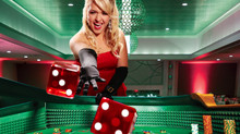Yes, go ahead and 'Roll the Dice' with Christie Huff - THE EXAMINER