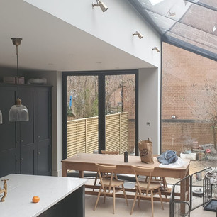 Extension and House renovation