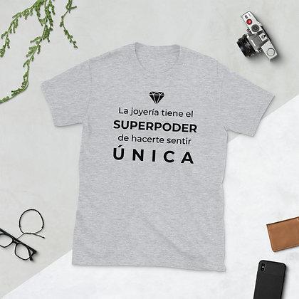 Camiseta Superpoderosa