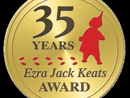 Ezra Jack Keats Award Marks 35th Anniversary in 2021