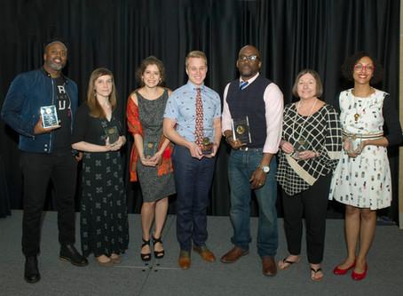 Ezra Jack Keats Book Award Recipients Recognized at Children's Book Festival