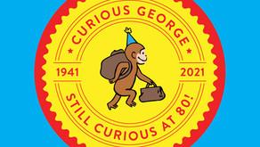 Run/Walk Challenge Starts September 1 to Celebrate Curious George's 80th Birthday