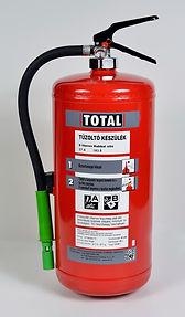 Total fagyálló habbal oltó 6 literes AB