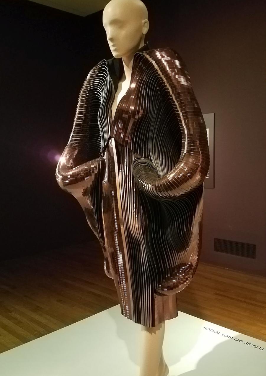 Iris van Herpen - Envisage Arch