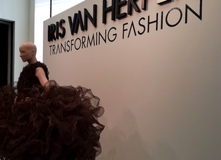 Iris van Herpen: Where Fashion, Art, Architecture and Engineering collide