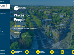 GeoPlace Annual Conference 2021 - Places for People