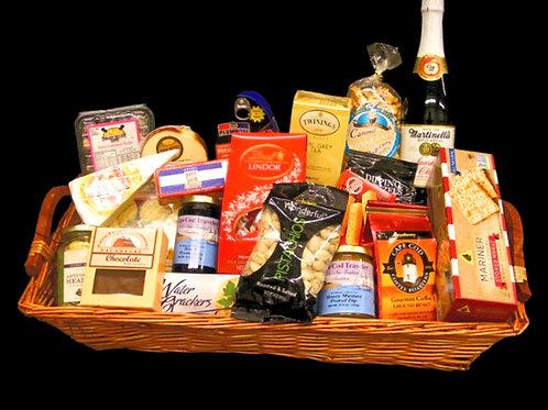 Deluxe Gourmet Lovers Basket