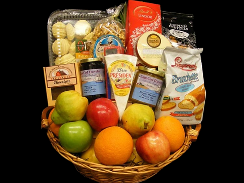 Deluxe Fruit and Gourmet Food