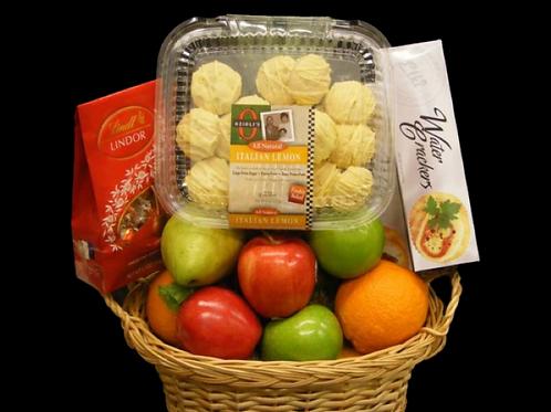 Fruits and Treats Basket