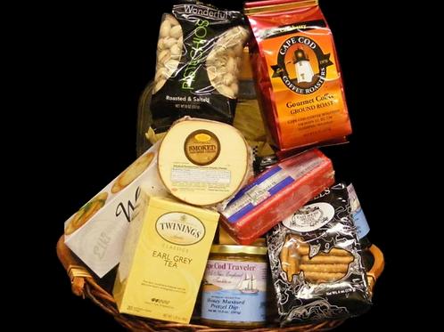 Large Gourmet Food Basket
