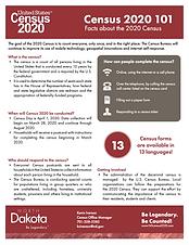 Census 2020 101