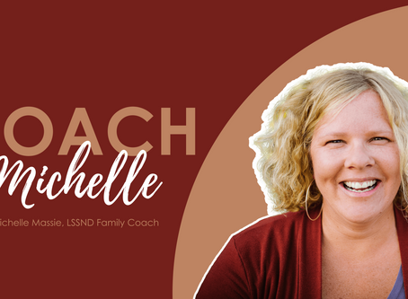 COACH MICHELLE: 'Keep going, mommas.' Words of encouragement from a momma who has been there