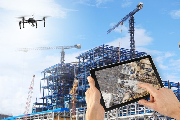Technological Enhancement in the Construction Sector India