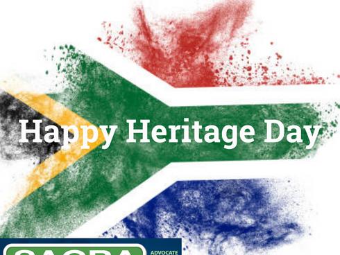 Happy Heritage Day