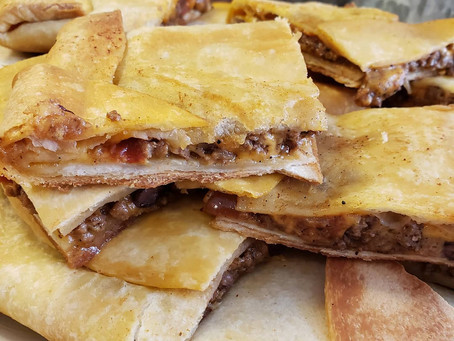 ThorneBrook Farms Oven-Baked Quesadillas