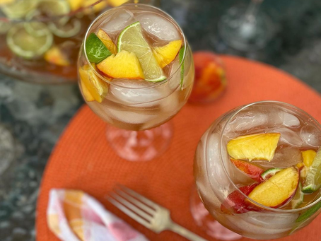 """Mother Shrub Keeps Us Cool with a """"Batched Sparkler"""" Recipe!"""